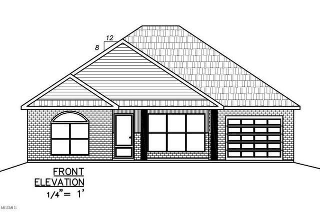 76 Rawls Rd, Perkinston, MS 39573 (MLS #374795) :: Berkshire Hathaway HomeServices Shaw Properties