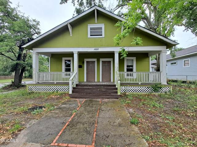 1620 32nd Ave, Gulfport, MS 39501 (MLS #374806) :: Keller Williams MS Gulf Coast