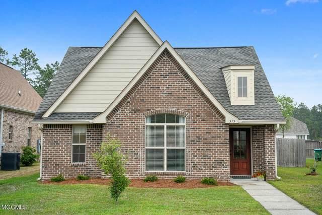 515 Palm Breeze Dr, Ocean Springs, MS 39564 (MLS #374816) :: Berkshire Hathaway HomeServices Shaw Properties