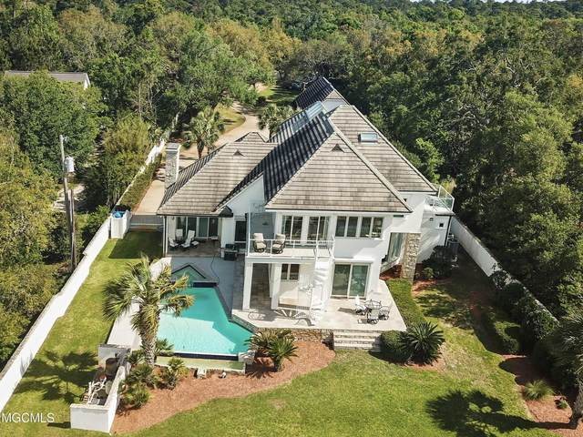 5709 Belle Fontaine Dr, Ocean Springs, MS 39564 (MLS #374821) :: Berkshire Hathaway HomeServices Shaw Properties