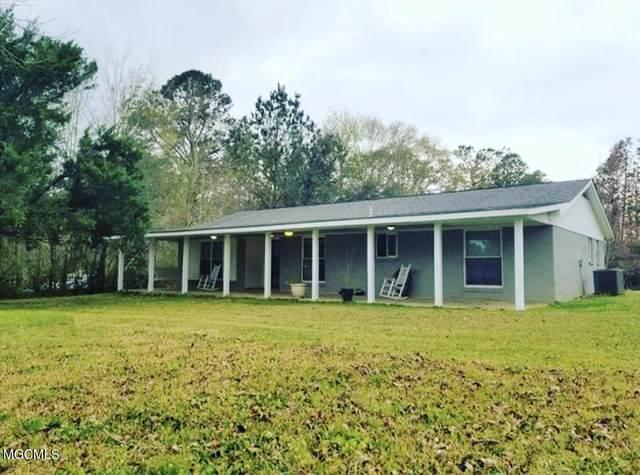20141 Esther Rd, Saucier, MS 39574 (MLS #374841) :: Biloxi Coastal Homes