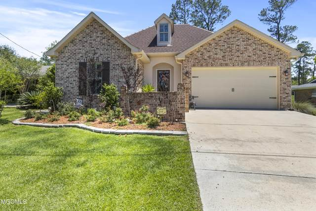 6531 Koula Dr, Diamondhead, MS 39525 (MLS #374859) :: Coastal Realty Group