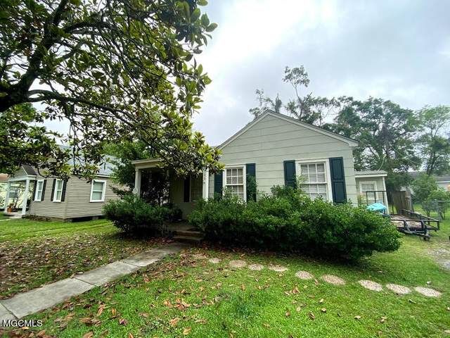 2308 Pine Ave, Gulfport, MS 39501 (MLS #374876) :: Berkshire Hathaway HomeServices Shaw Properties