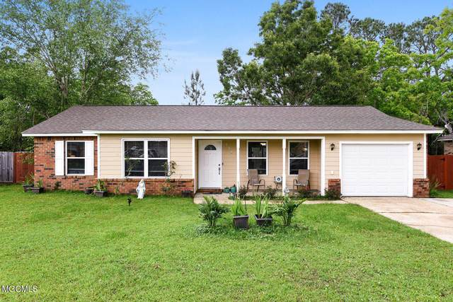 122 Faust Dr, Gulfport, MS 39503 (MLS #374894) :: Berkshire Hathaway HomeServices Shaw Properties