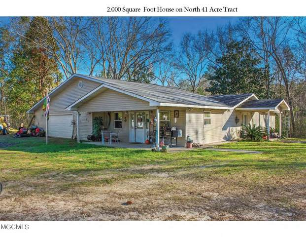 18355 Bert Dedeaux Rd, Saucier, MS 39574 (MLS #374898) :: Keller Williams MS Gulf Coast