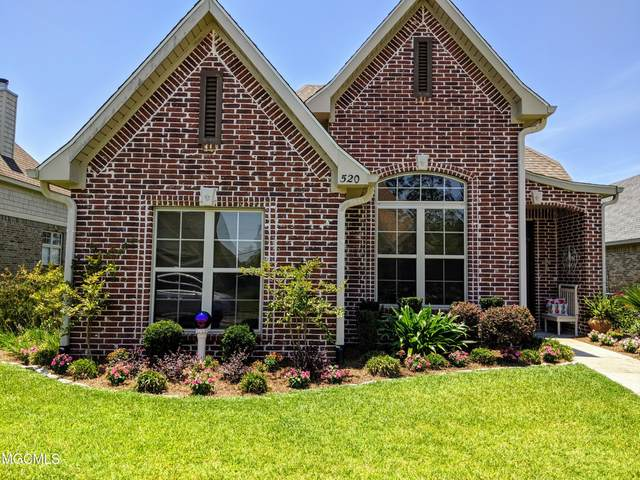 520 Palm Breeze Dr, Ocean Springs, MS 39564 (MLS #374900) :: Dunbar Real Estate Inc.