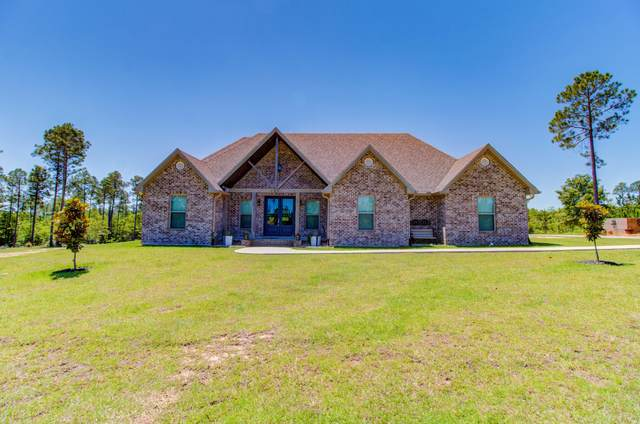 22 Towering Pines Dr, Carriere, MS 39426 (MLS #374922) :: Coastal Realty Group