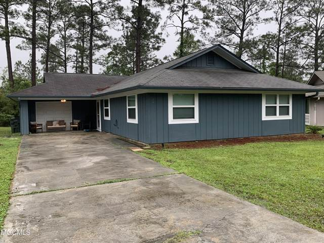 6 Pecan Ridge, Diamondhead, MS 39525 (MLS #374930) :: Coastal Realty Group