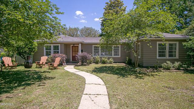 2604 Wanda Pl, Gulfport, MS 39501 (MLS #374952) :: Berkshire Hathaway HomeServices Shaw Properties