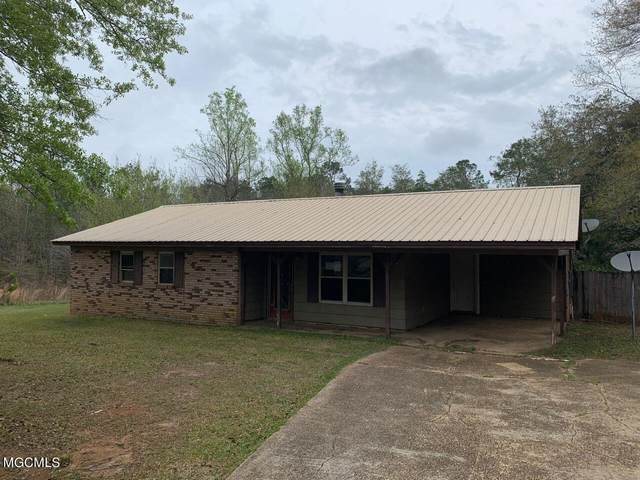 1305 W Mchenry Rd, Mchenry, MS 39561 (MLS #374968) :: Coastal Realty Group