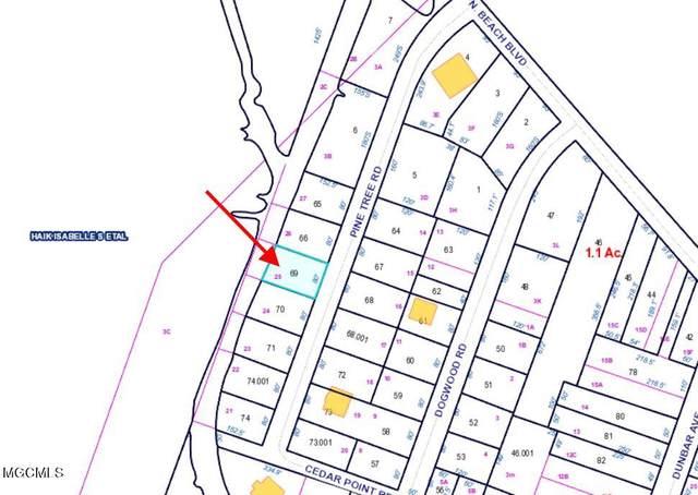 107 Pine Tree Rd, Bay St. Louis, MS 39520 (MLS #374987) :: Biloxi Coastal Homes