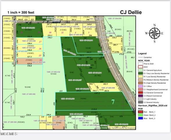 17305 Ms-15, Saucier, MS 39574 (MLS #374988) :: Biloxi Coastal Homes