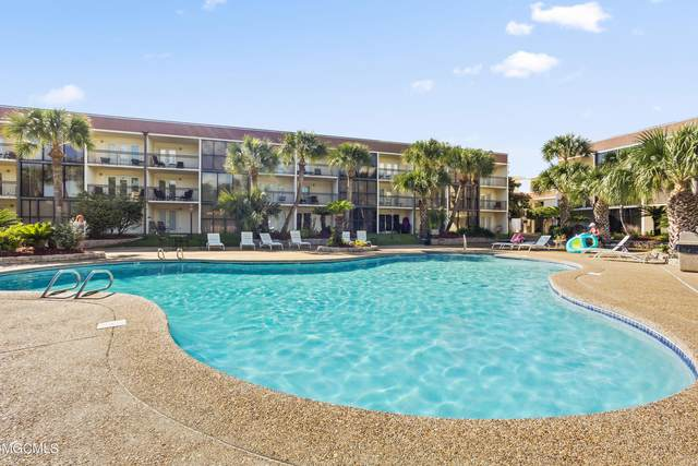 2046 Beach Blvd D206, Biloxi, MS 39531 (MLS #374998) :: Keller Williams MS Gulf Coast