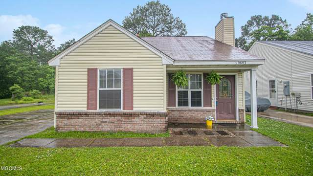 10603 Red Bud Ct, Gulfport, MS 39503 (MLS #375021) :: Coastal Realty Group