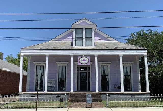 711 Krebs Ave, Pascagoula, MS 39567 (MLS #375022) :: Coastal Realty Group