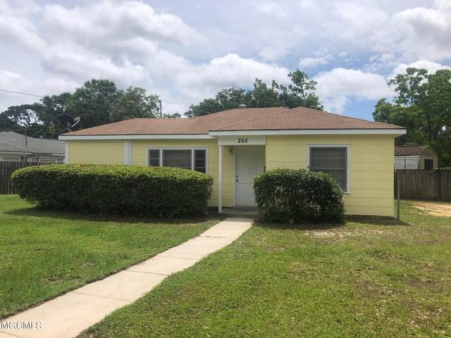 265 Dewey Cir, Biloxi, MS 39531 (MLS #375041) :: Coastal Realty Group