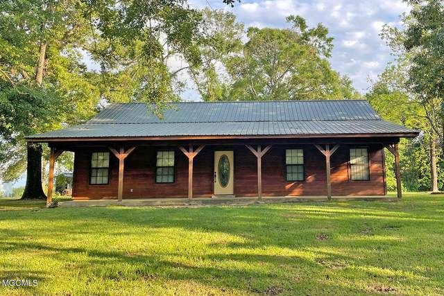 117 Lakota Hills, Lucedale, MS 39452 (MLS #375042) :: Coastal Realty Group