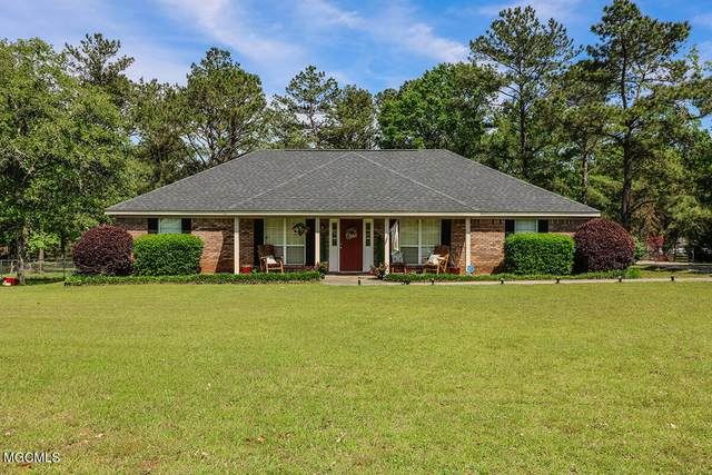 120 Redgate Rd, Lucedale, MS 39452 (MLS #375044) :: Coastal Realty Group