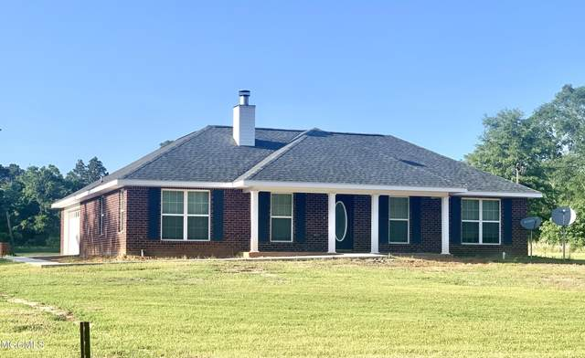 132 Clarence Bonnett Rd, Lucedale, MS 39452 (MLS #375051) :: Coastal Realty Group