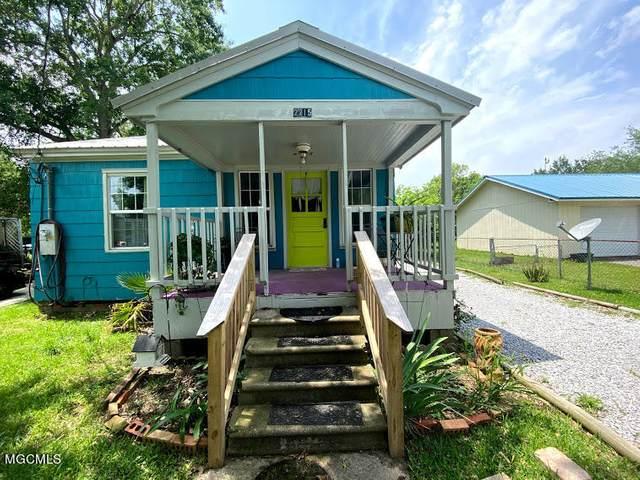 2215 10th St, Pascagoula, MS 39567 (MLS #375076) :: Coastal Realty Group