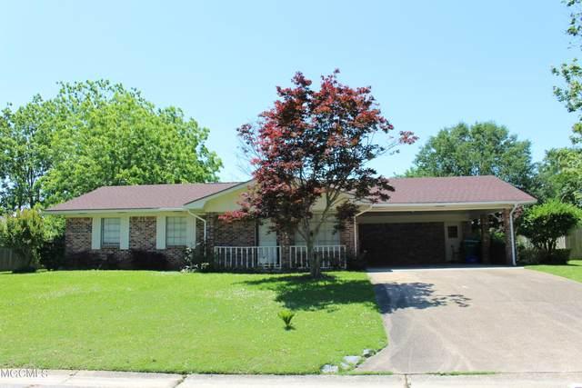 106 Eugene Dr, Gulfport, MS 39503 (MLS #375087) :: Dunbar Real Estate Inc.