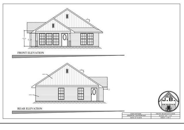 570 Mill Street, Lucedale, MS 39452 (MLS #375097) :: The Demoran Group at Keller Williams