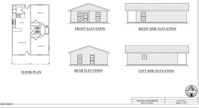 Address Not Published, Lucedale, MS 39452 (MLS #375099) :: Coastal Realty Group