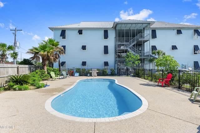 699 Dunbar Ave #204, Bay St. Louis, MS 39520 (MLS #375127) :: Dunbar Real Estate Inc.