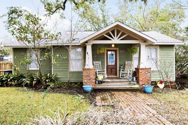 708 Magnolia Ave, Ocean Springs, MS 39564 (MLS #375135) :: Keller Williams MS Gulf Coast