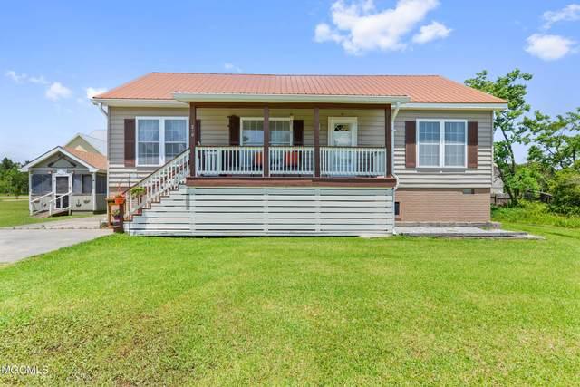 210 Pine Ridge Dr, Waveland, MS 39576 (MLS #375153) :: Dunbar Real Estate Inc.