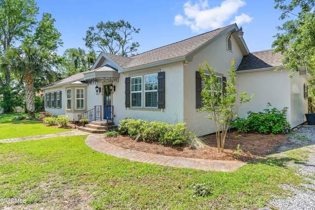 306 Demontluzin Ave, Bay St. Louis, MS 39520 (MLS #375159) :: Dunbar Real Estate Inc.