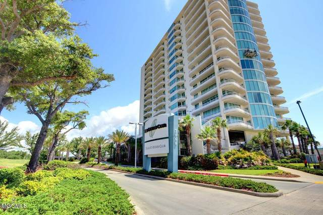 2060 Beach Blvd #607, Biloxi, MS 39531 (MLS #375178) :: Keller Williams MS Gulf Coast