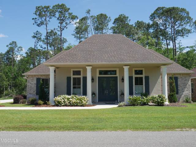 7430 Turnberry Dr, Diamondhead, MS 39525 (MLS #375186) :: Keller Williams MS Gulf Coast