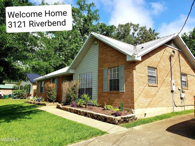 3121 Riverbend Rd, Moss Point, MS 39562 (MLS #375192) :: The Sherman Group