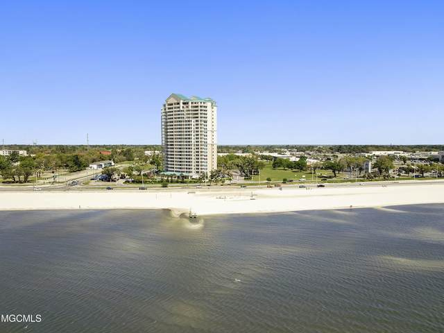 2668 Beach Blvd #2204, Biloxi, MS 39531 (MLS #375214) :: The Demoran Group at Keller Williams