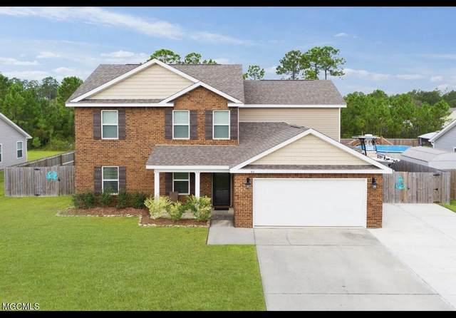 44 Whisperwood Ln, Ocean Springs, MS 39564 (MLS #375224) :: The Demoran Group at Keller Williams
