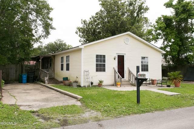 1916 Hudson St, Pascagoula, MS 39567 (MLS #375268) :: Dunbar Real Estate Inc.