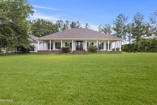 14965 Mill Ridge Rd, Saucier, MS 39574 (MLS #375287) :: Biloxi Coastal Homes