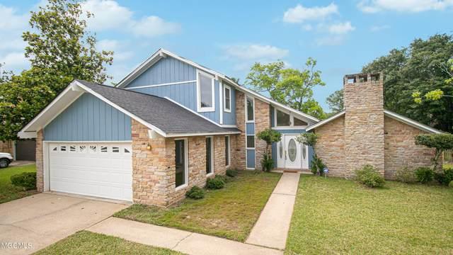 1708 Acacia Dr, Pascagoula, MS 39581 (MLS #375321) :: Dunbar Real Estate Inc.