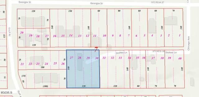 715 Georgia St, Gulfport, MS 39501 (MLS #375334) :: Dunbar Real Estate Inc.