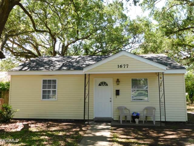 1677 Pringle Cir, Biloxi, MS 39531 (MLS #375339) :: Dunbar Real Estate Inc.