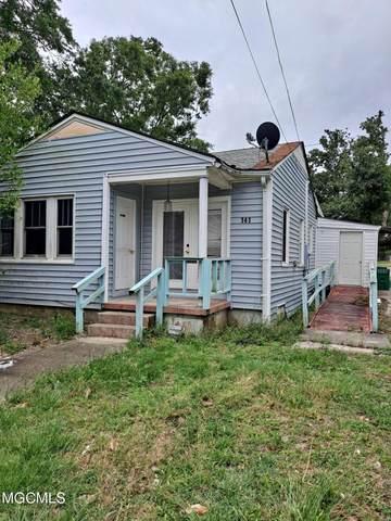 141 Travia Ave, Biloxi, MS 39531 (MLS #375341) :: Dunbar Real Estate Inc.