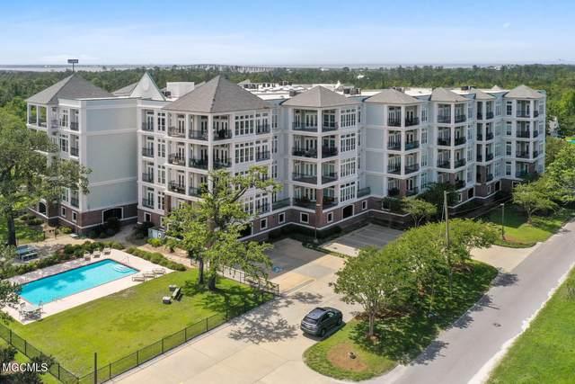 1100 W Beach Blvd #310, Pass Christian, MS 39571 (MLS #375441) :: Biloxi Coastal Homes