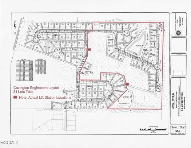 0 Morris Pond Rd, Gulfport, MS 39503 (MLS #375466) :: The Sherman Group