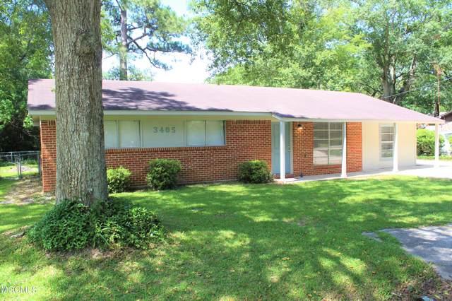 3405 Ryland Rd, Moss Point, MS 39562 (MLS #375526) :: Dunbar Real Estate Inc.