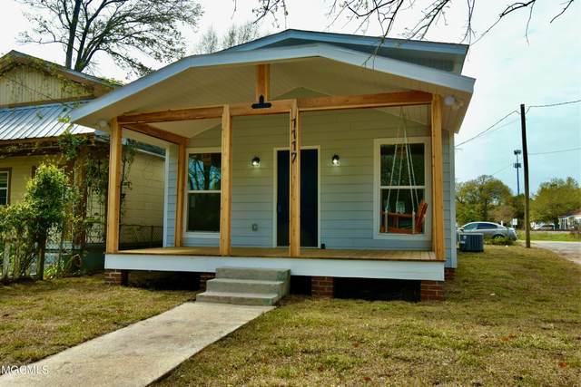 1117 36th Ave, Gulfport, MS 39501 (MLS #375538) :: Coastal Realty Group