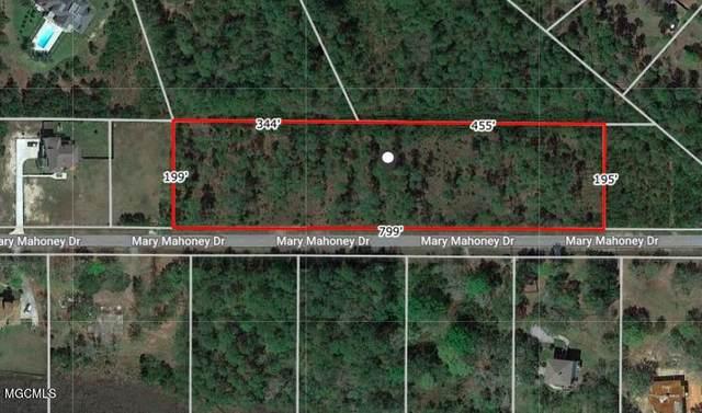 4 Acres Mary Mahoney Dr, Ocean Springs, MS 39564 (MLS #375544) :: Dunbar Real Estate Inc.