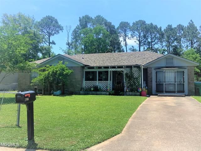 2708 E Samuel St, Gulfport, MS 39503 (MLS #375565) :: Dunbar Real Estate Inc.
