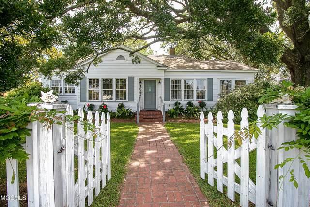 1622 Henderson Ave, Gulfport, MS 39501 (MLS #375573) :: Dunbar Real Estate Inc.