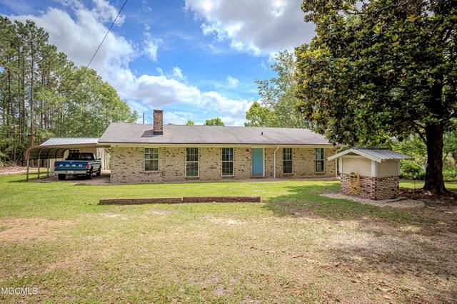 16516 Lake Dr W, Vancleave, MS 39565 (MLS #375587) :: Dunbar Real Estate Inc.